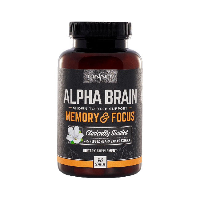 Alpha BRAIN (90ct)