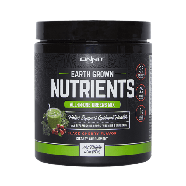 Earth Grown Nutrients - Black Cherry (200g tub)
