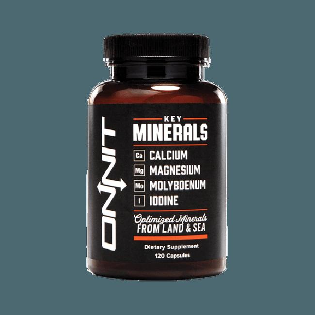 Key Minerals (120ct)