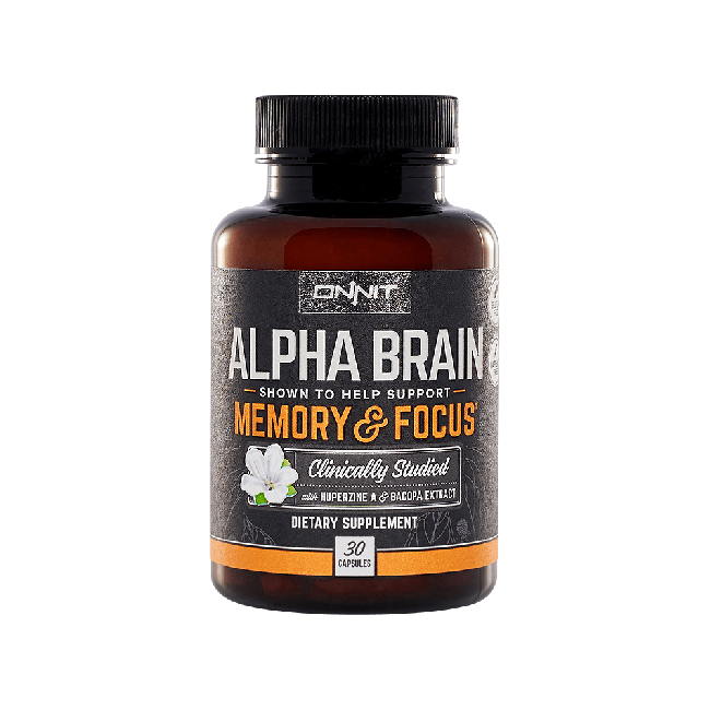 Alpha BRAIN (30ct)