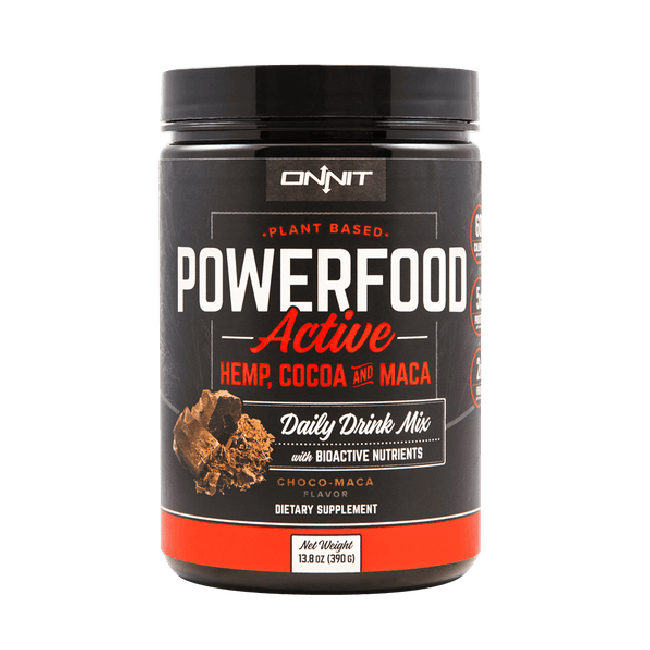 Powerfood Active - ChocoMaca (429g tub)