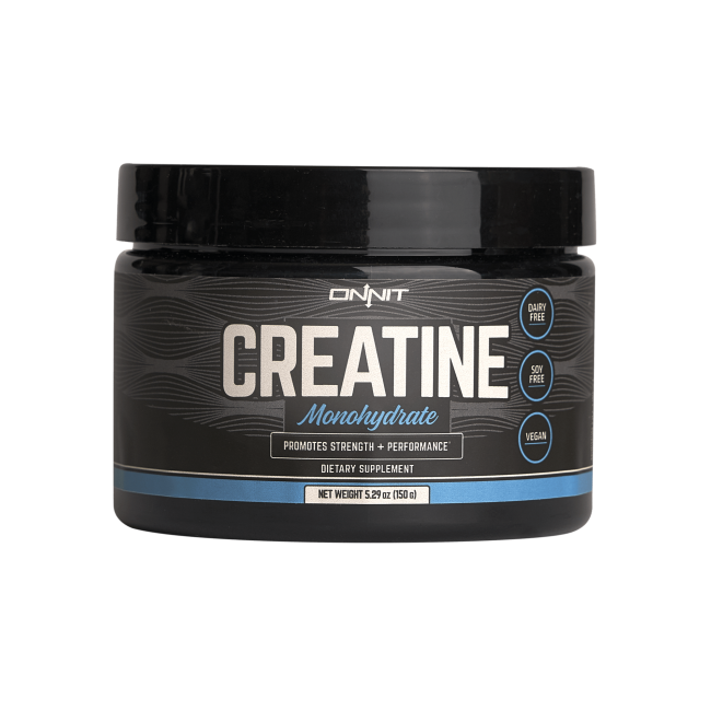 Creatine - Unflavored (30 Serving Tub)