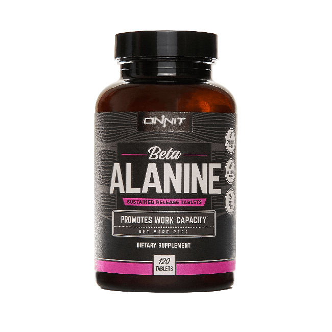 Onnit Beta Alanine (120 tablets)