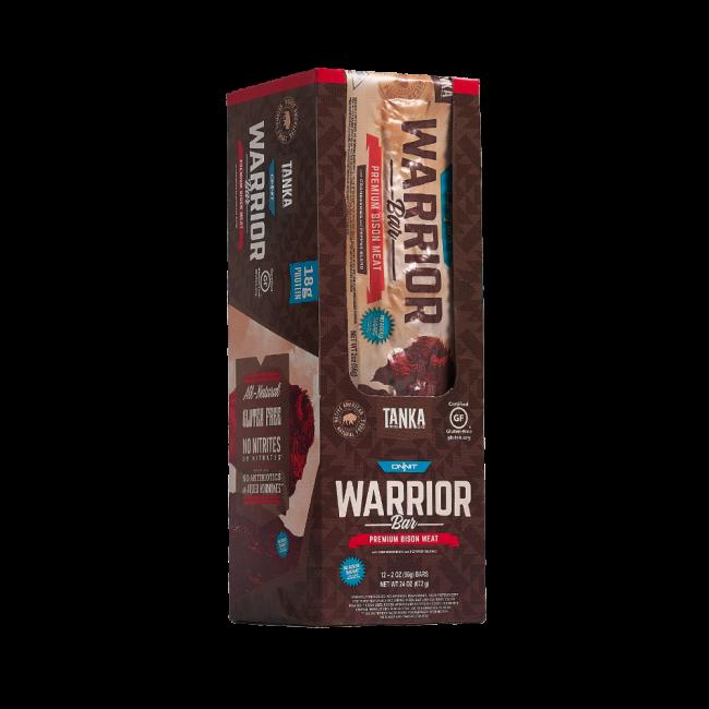 Warrior Bar (Box of 12)
