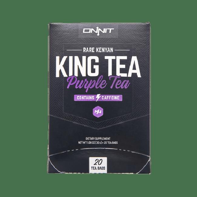 King Tea - Purple Tea (20 tea bags)