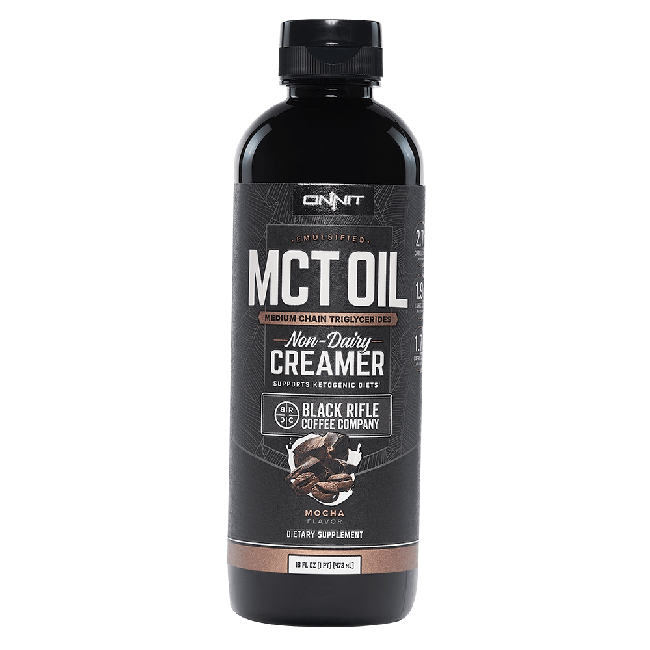 Emulsified MCT Oil - Mocha (16oz)