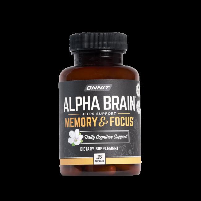 Alpha BRAIN® (30 ct)