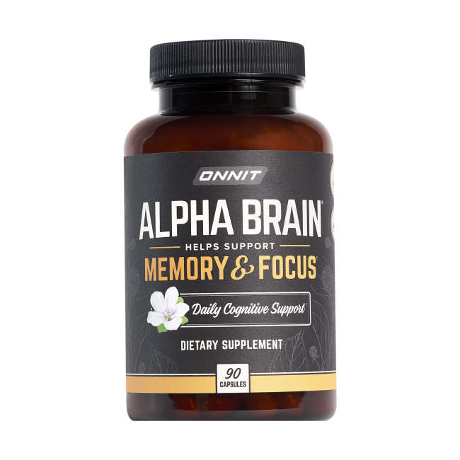 Alpha BRAIN® (90ct)