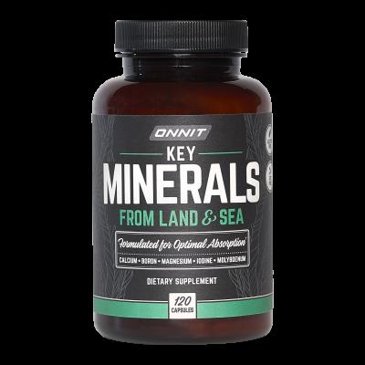 Key Minerals® (120 ct)