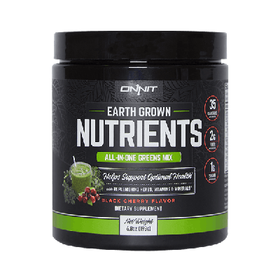 Earth Grown Nutrients - Black Cherry (200g tub)