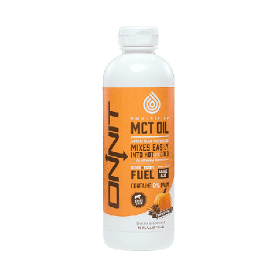 Emulsified MCT Oil - Pumpkin Spice (16oz)