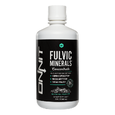 Fulvic Minerals Concentrate - Original (32oz)