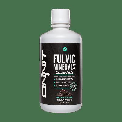 Fulvic Mineral Concentrate - Mocha (32oz)