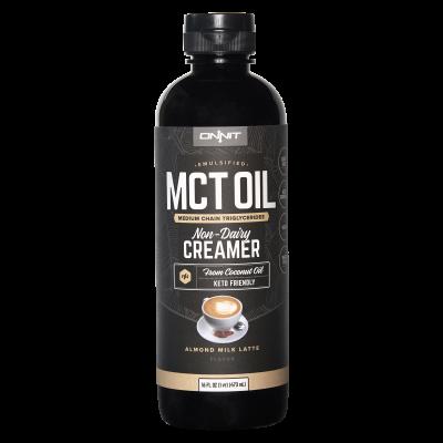 Emulsified MCT Oil - Almond Milk Latte (16 fl oz)