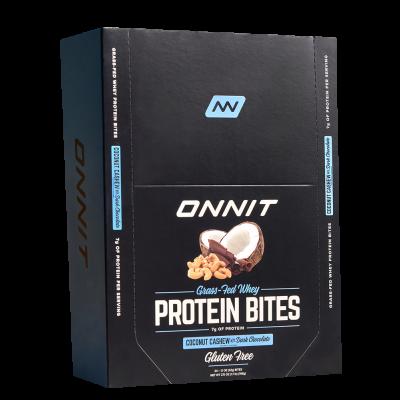 Protein Bites - Chocolate Coconut Cashew (Box of 24)