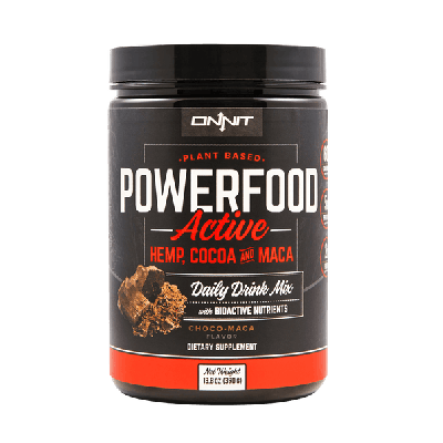 Powerfood Active - ChocoMaca (390g tub)
