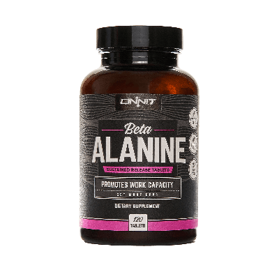 Onnit Beta Alanine Tablets (120 servings)