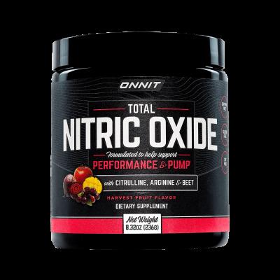 Total Nitric Oxide® - Harvest Fruit (20 Serving Tub)