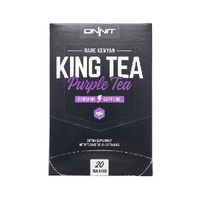 King Tea - Purple Tea (20 tea bags)