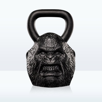 2.5 POOD (90lbs) Bigfoot Primal Bell