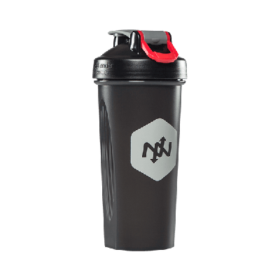Onnit x BlenderBottle® Classic (28oz) Black/Red - One Size