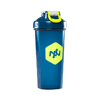 Onnit x BlenderBottle® Classic (28oz) Navy/Lime - One Size