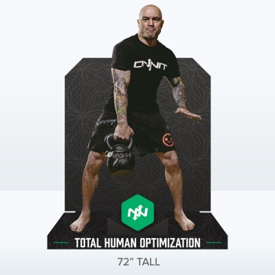 Joe Rogan Standup Retail Display