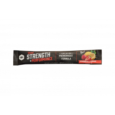 Total Strength + Performance - Strawberry Lemonade (Stick pack)