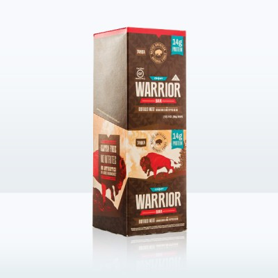 Warrior Bar (Box of 12)